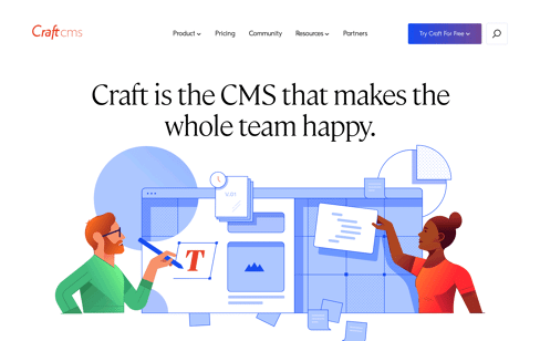 Craft CMS Web Design
