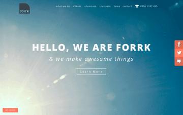 Forrk Web Design