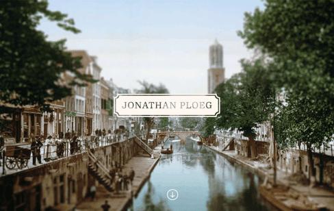 Jonathan Ploeg Web Design