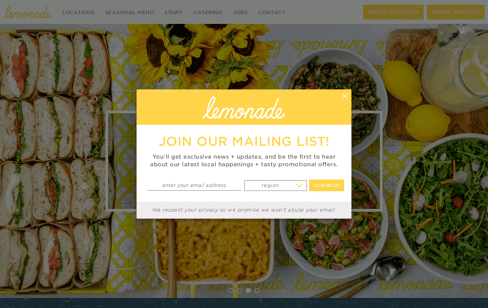 Lemonade Web Design