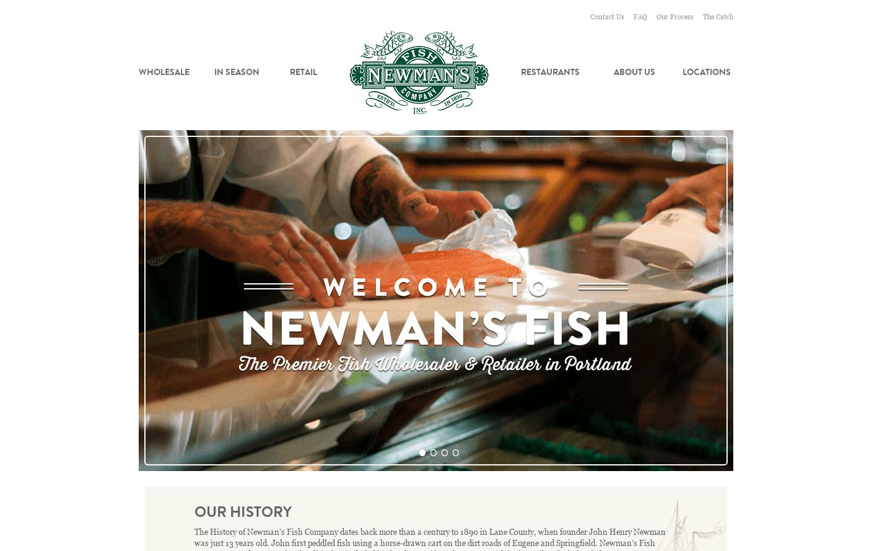 Newman's Fish