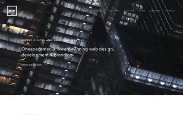 Onespacemedia Web Design