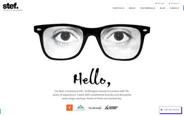 Stef Ivanov Web Design