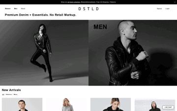 20Jeans Web Design
