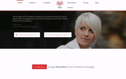 FenixApps Web Design