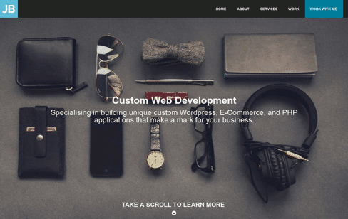 Jonathan Bird Web Design