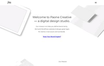 Paone Creative Web Design