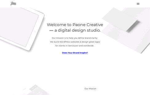 Paone Creative Web Design