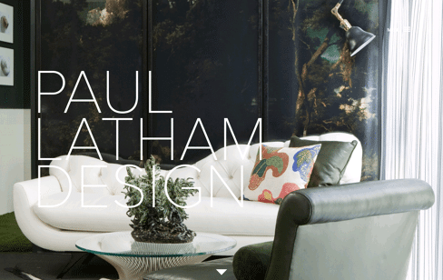 Paul Latham Design Web Design