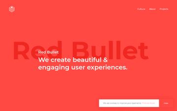Red Bullet Web Design