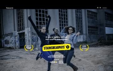 STAINSBEAUPAYS Web Design