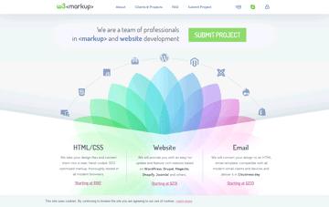 W3 Markup Web Design