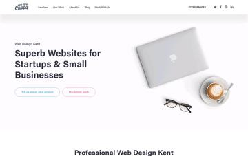We are cuppa Web Design