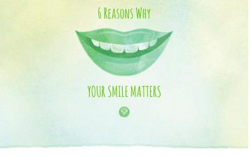 Comfort Dental Associates Web Design