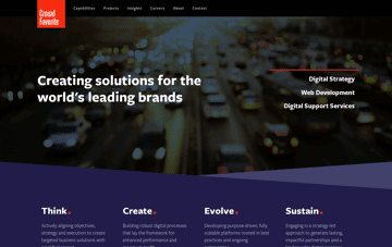 Forty Web Design