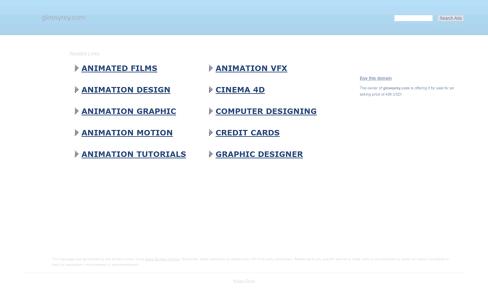 GlossyRey Web Design