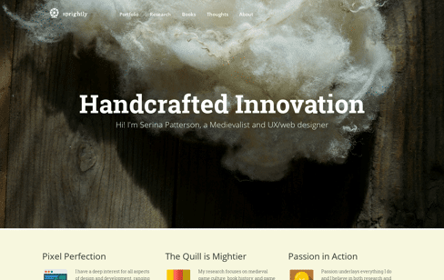 Sprightly Innovations Web Design