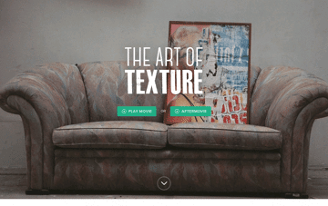 The Art Of Texture Web Design