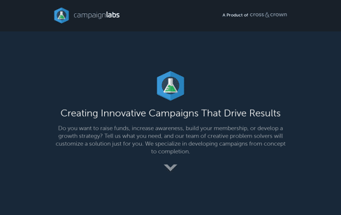 CampaignLabs Web Design