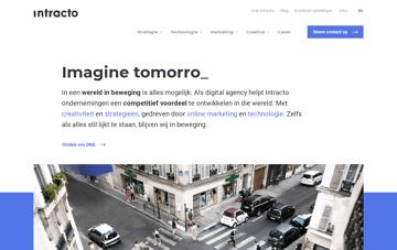 intracto Web Design