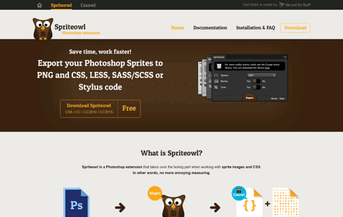 Home | Spriteowl Web Design