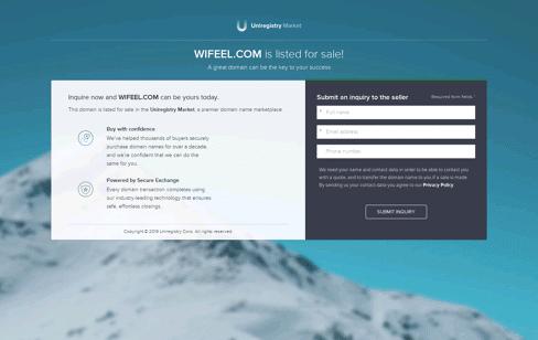 Wifeel Web Design