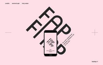 Fap Fapp Web Design