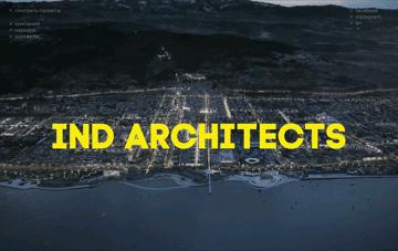 IND Architects Web Design