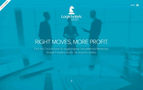 Logichotels Web Design