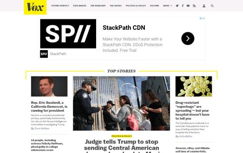 Vox Web Design