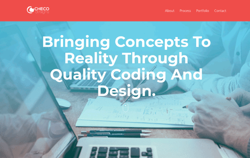 CHECO DESIGNS | Front End Developer in New York City Web Design