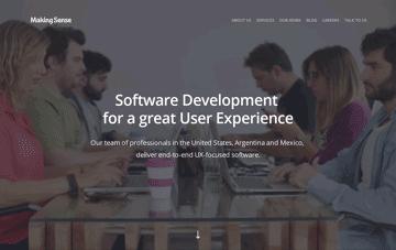 MakingSense Web Design