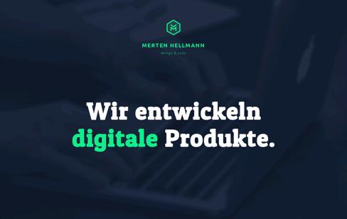 Merten Hellmann Web Design