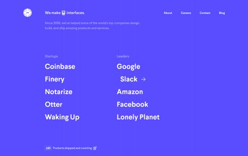 MetaLab Web Design