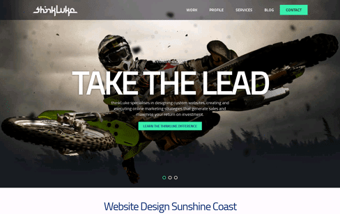 thinkLuke Web Design