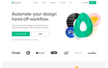 Avocode Web Design