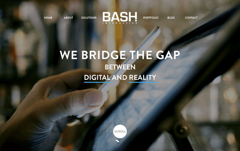 BASH Interactive Web Design
