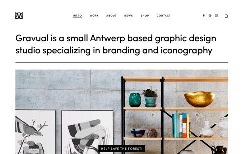 GRAVUAL Web Design