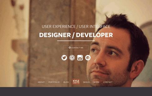 Kyle Ledbetter Web Design