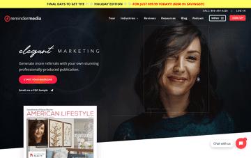 ReminderMedia Web Design