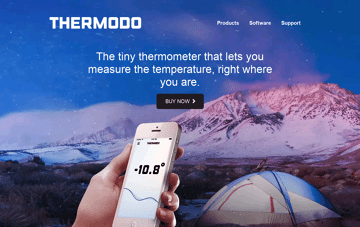 Thermodo Web Design