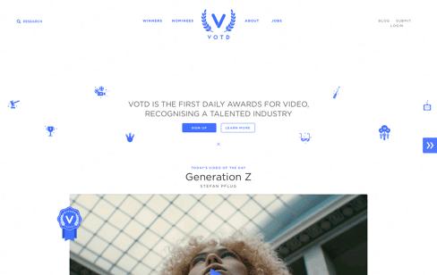 Votd Web Design