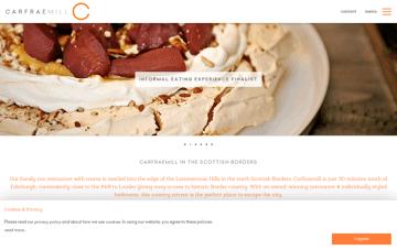 Carfraemill Web Design