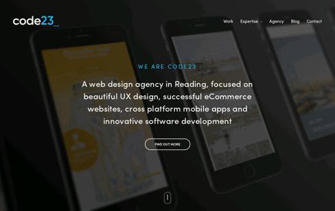 code23 Web Design