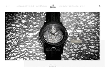 CORUM Web Design
