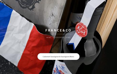 France&Co Web Design