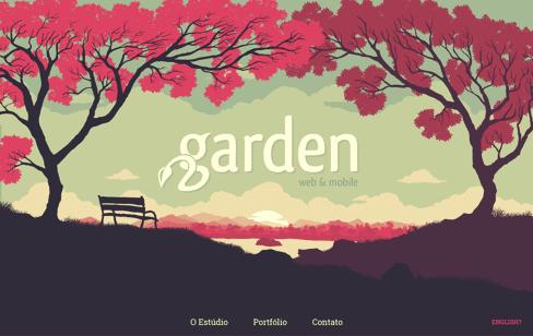 Garden Web Design