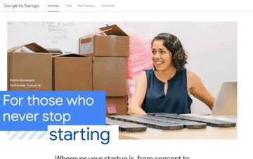 Google for Entrepreneurs      Web Design