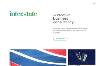 Interstate Creative Partners Web Design