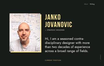 Janko At Warp Speed Web Design